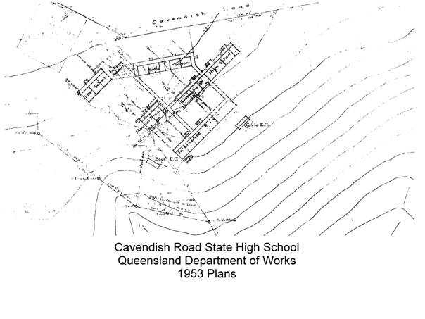 The Early Years Of Cavendish Rd State High School At Holland Park