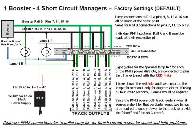Circuit Breaker reset for sound locos